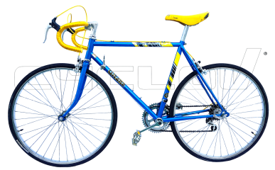 "GITANE ""Junior"" racing bike - 1988 (France)"