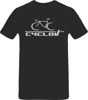 Tee-shirt Homme Cyclov Course